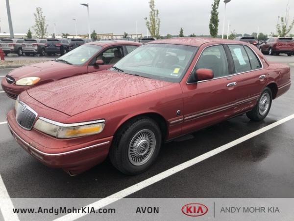 Mercury Grand Marquis 1997 $2500.00 incacar.com