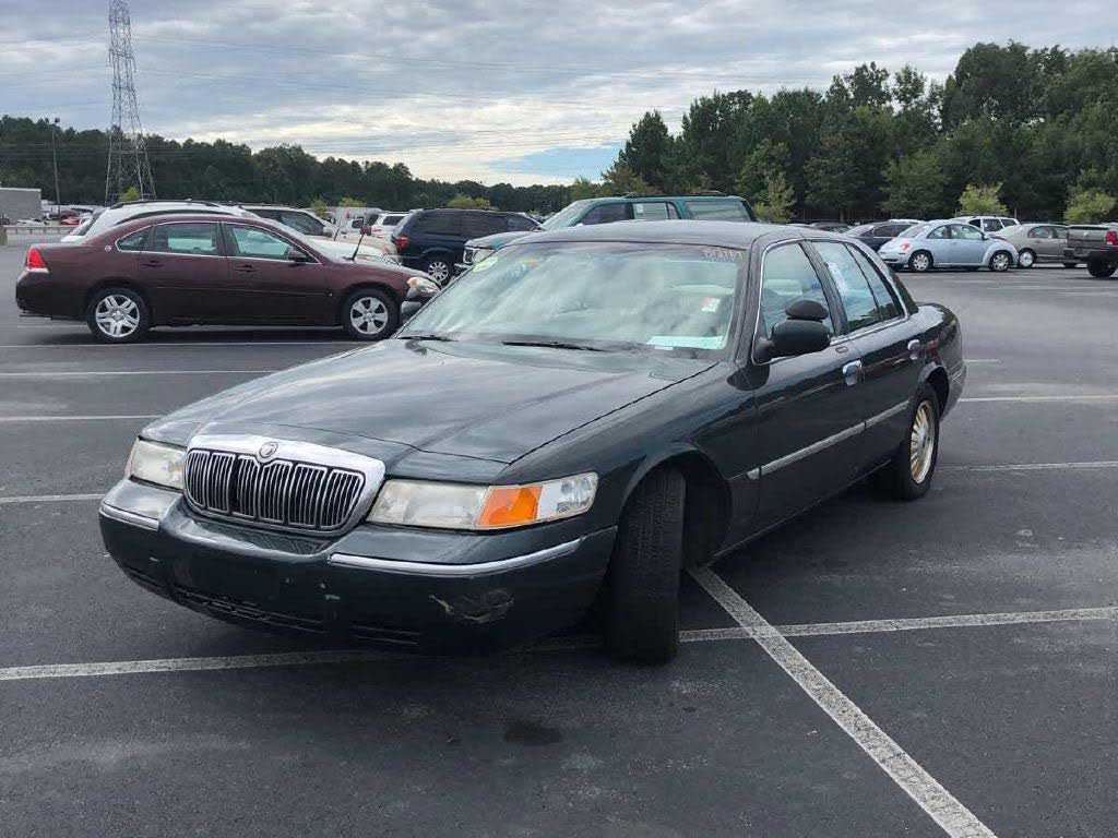 Mercury Grand Marquis 1999 $2995.00 incacar.com