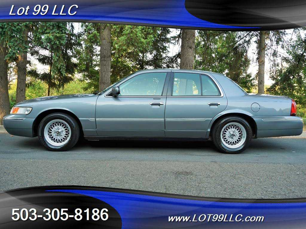 Mercury Grand Marquis 1999 $4495.00 incacar.com