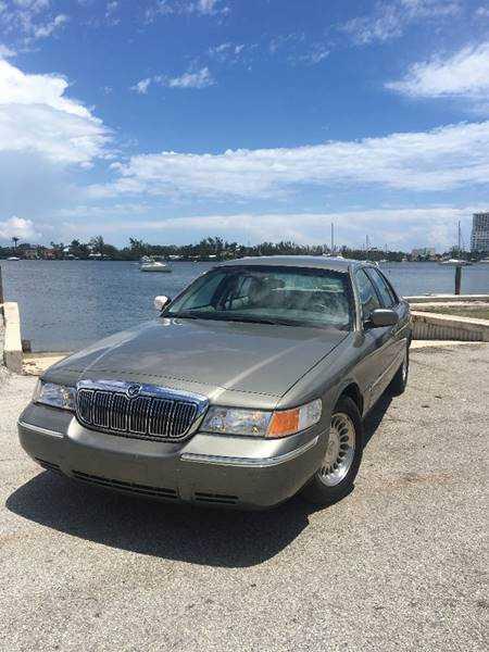 Mercury Grand Marquis 2000 $4599.00 incacar.com
