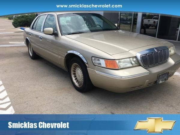 Mercury Grand Marquis 2000 $1991.00 incacar.com