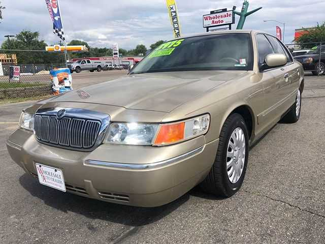 Mercury Grand Marquis 2000 $3495.00 incacar.com