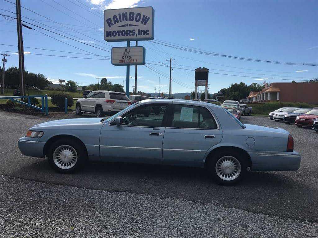 Mercury Grand Marquis 2000 $2950.00 incacar.com