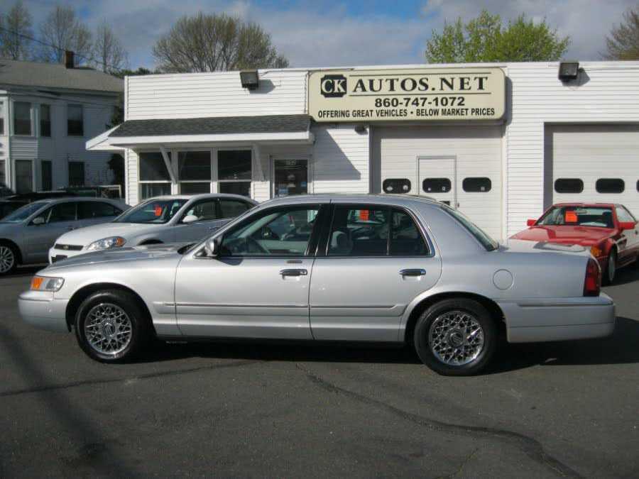 Mercury Grand Marquis 2001 $39955.00 incacar.com