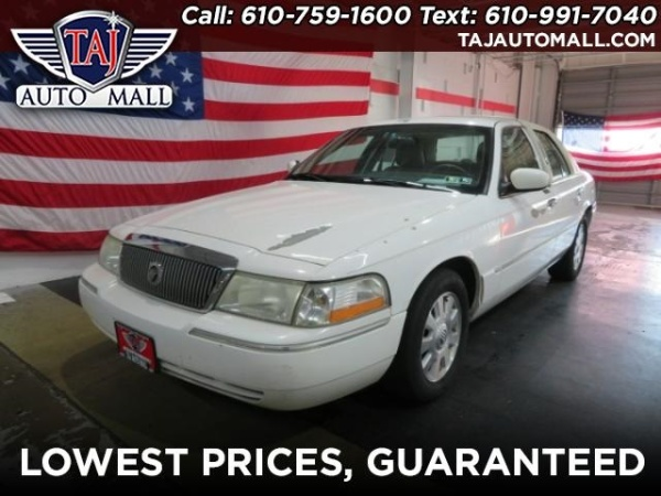 Mercury Grand Marquis 2003 $1830.00 incacar.com