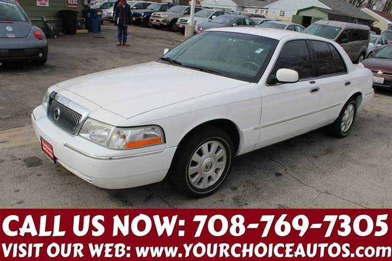 Mercury Grand Marquis 2003 $2999.00 incacar.com