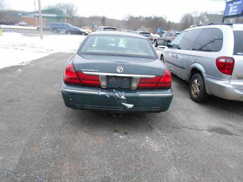 Mercury Grand Marquis 2003 $1750.00 incacar.com
