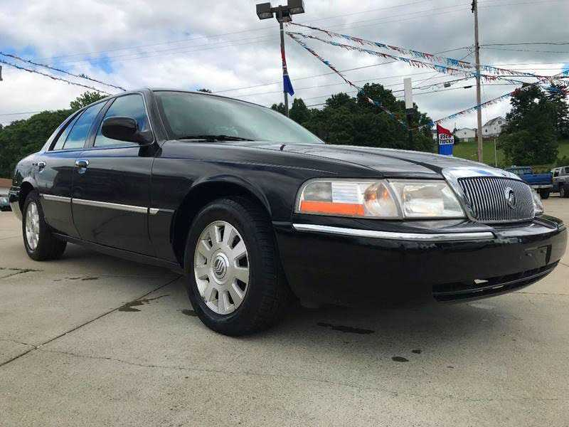 Mercury Grand Marquis 2003 $4995.00 incacar.com