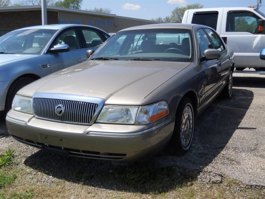 Mercury Grand Marquis 2003 $8270.00 incacar.com