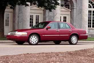 Mercury Grand Marquis 2003 $1200.00 incacar.com