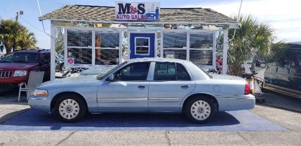 Mercury Grand Marquis 2004 $1695.00 incacar.com
