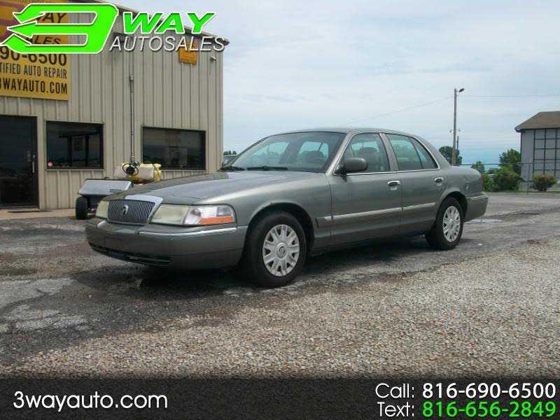 Mercury Grand Marquis 2004 $4995.00 incacar.com