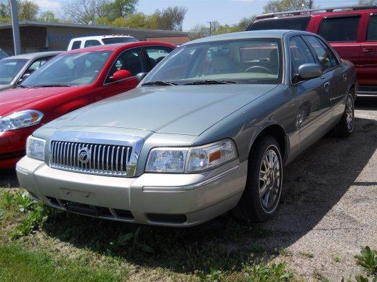 Mercury Grand Marquis 2006 $8930.00 incacar.com