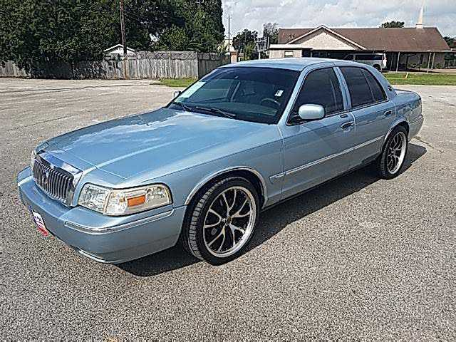 Mercury Grand Marquis 2008 $800.00 incacar.com