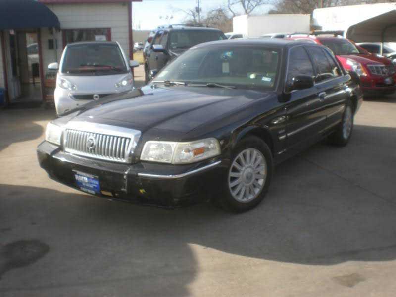 Mercury Grand Marquis 2011 $3995.00 incacar.com