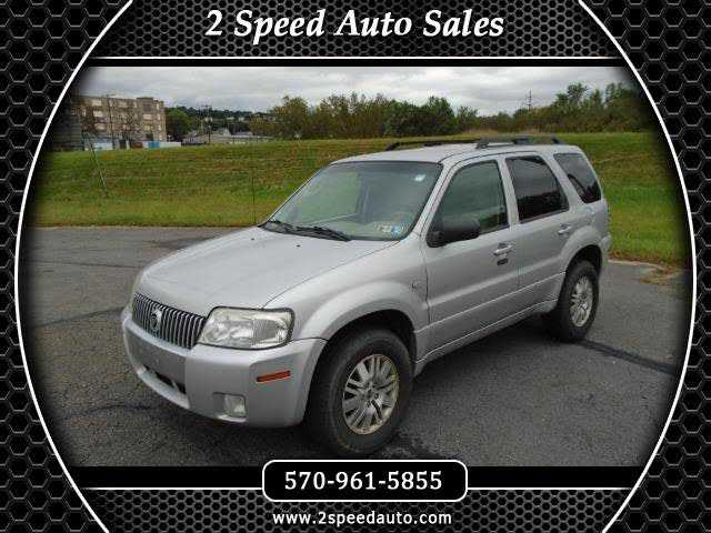 Mercury Mariner 2007 $2995.00 incacar.com