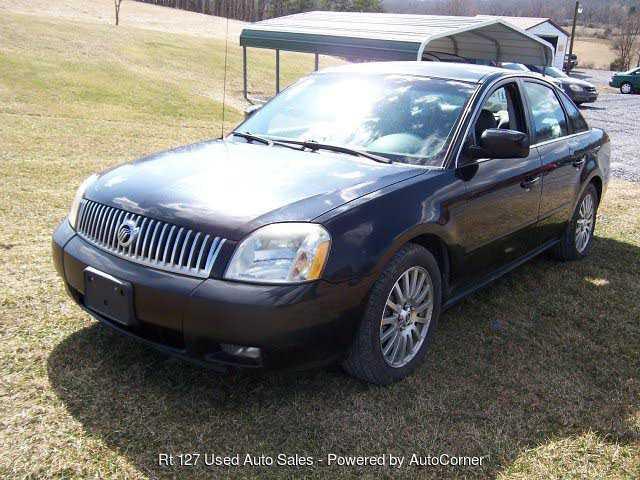 Mercury Montego 2005 $1795.00 incacar.com