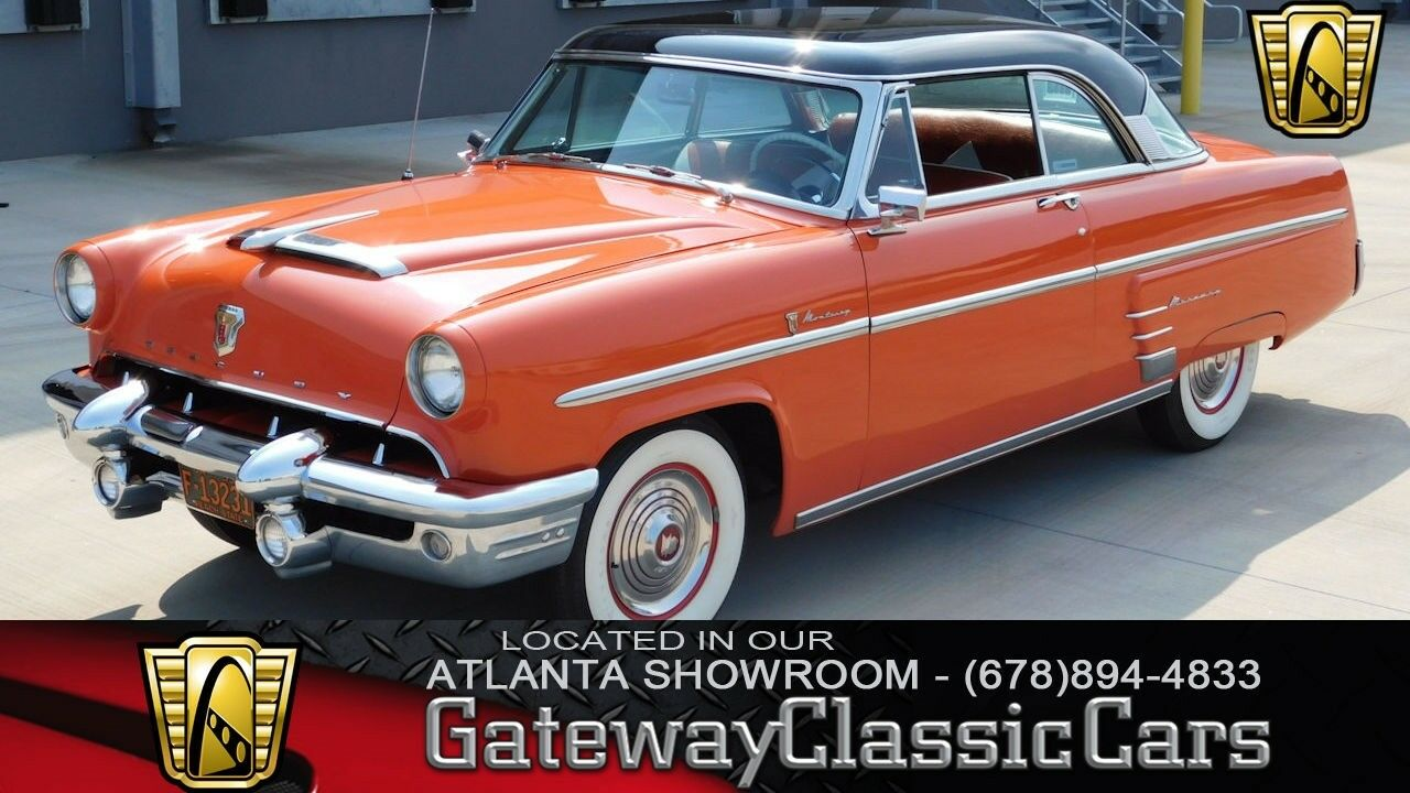 Mercury Monterey 1953 $27995.00 incacar.com