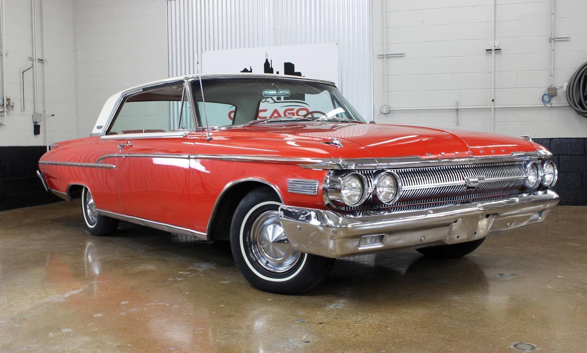 Mercury Monterey 1962 $10500.00 incacar.com