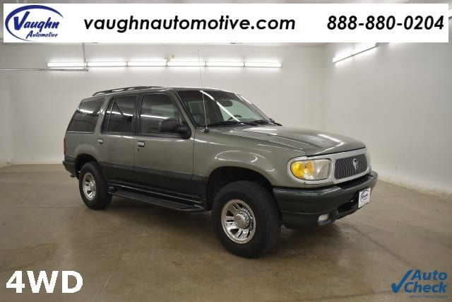 Mercury Mountaineer 1999 $4000.00 incacar.com
