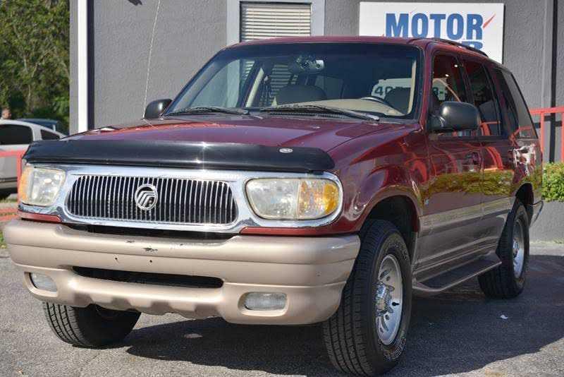 Mercury Mountaineer 2000 $995.00 incacar.com