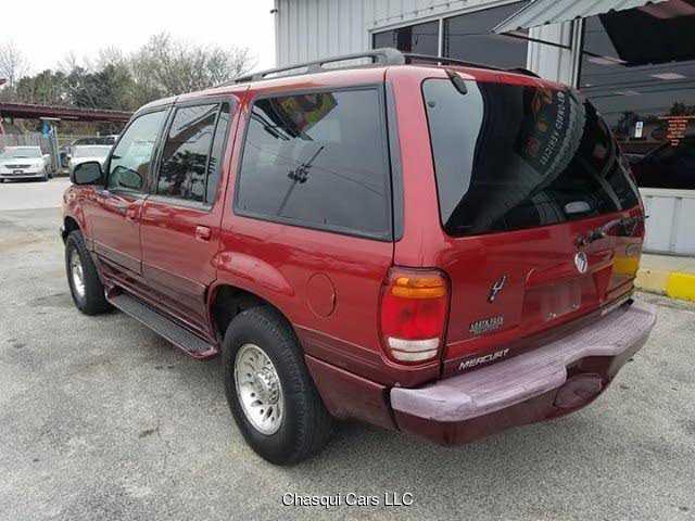 Mercury Mountaineer 2000 $3495.00 incacar.com