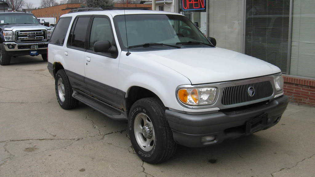 Mercury Mountaineer 2001 $995.00 incacar.com