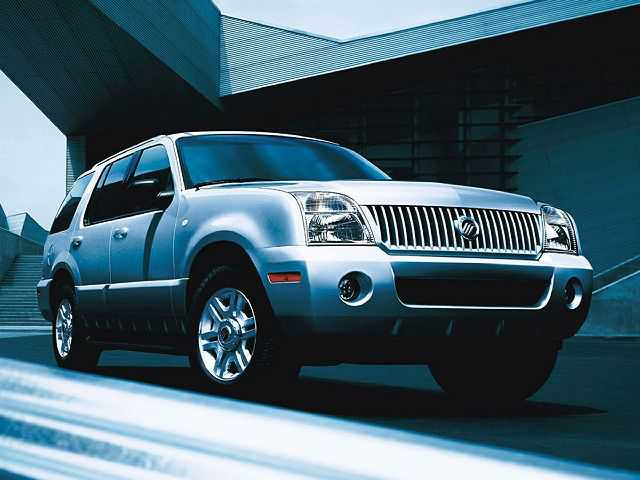 Mercury Mountaineer 2004 $5995.00 incacar.com