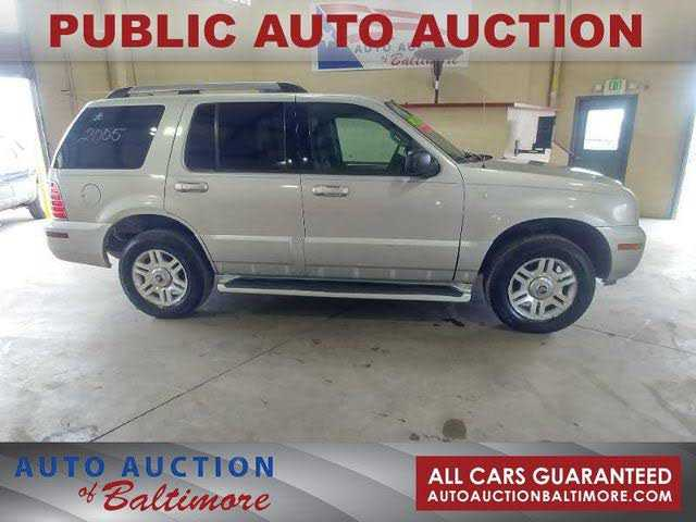 Mercury Mountaineer 2005 $1500.00 incacar.com