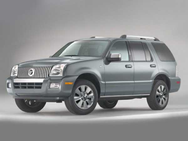 Mercury Mountaineer 2007 $2294.00 incacar.com