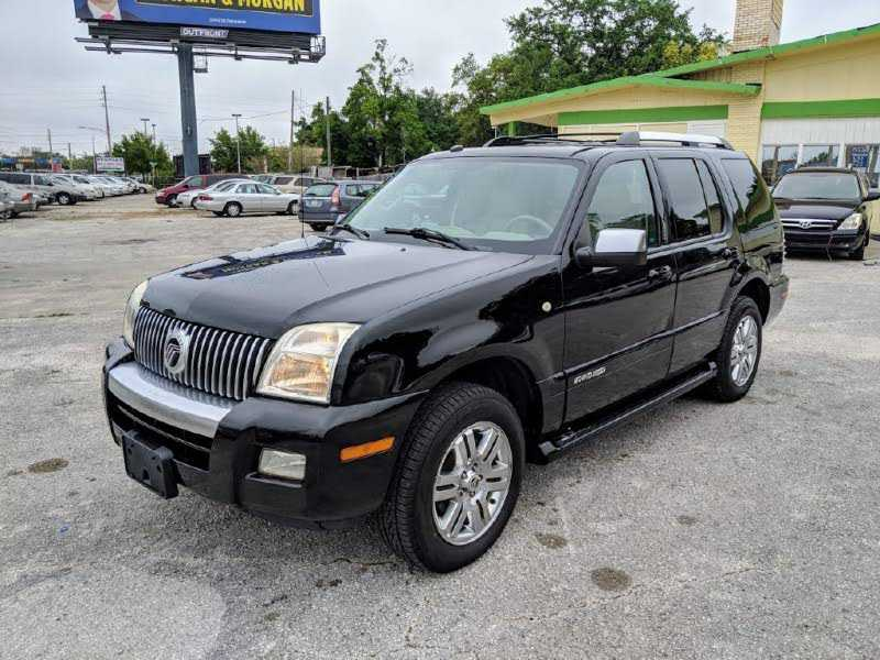 Mercury Mountaineer 2008 $2991.00 incacar.com