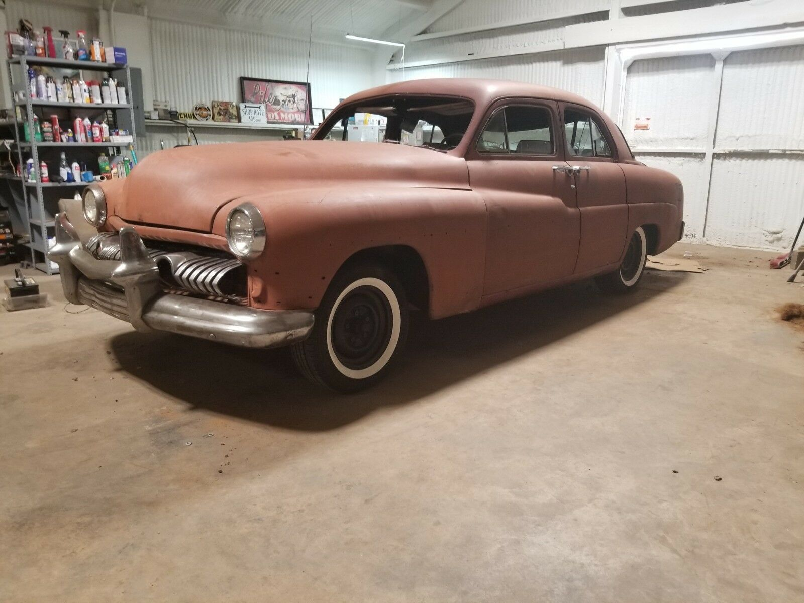 used Mercury Other 1951 vin: 5807292779
