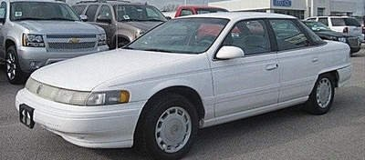 Mercury Sable 1995 $4995.00 incacar.com