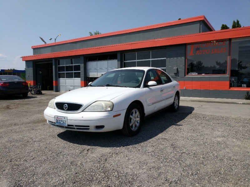 Mercury Sable 2001 $3000.00 incacar.com