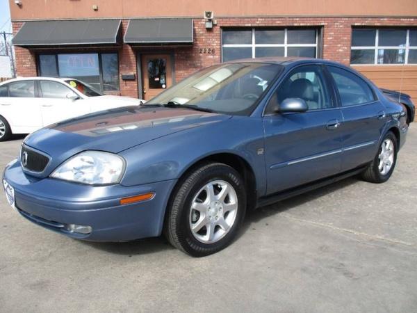 Mercury Sable 2001 $3289.00 incacar.com