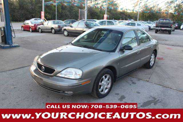 Mercury Sable 2001 $1499.00 incacar.com