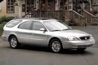 Mercury Sable 2003 $940.00 incacar.com