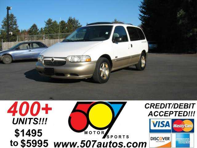 Mercury Villager 1999 $1995.00 incacar.com