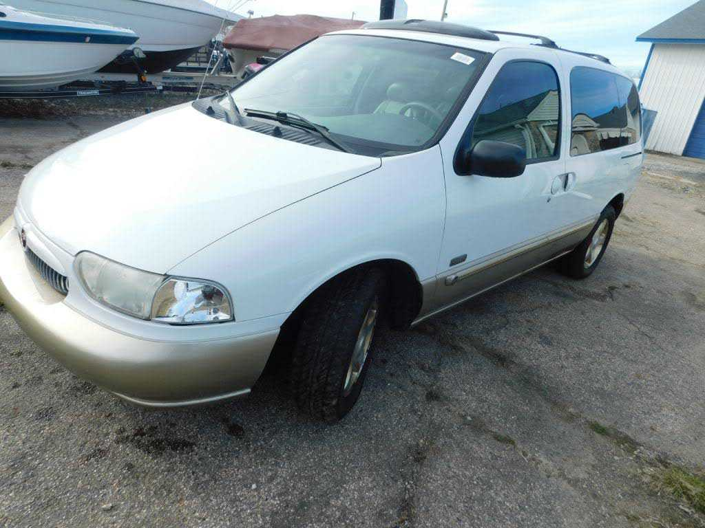 Mercury Villager 1999 $2000.00 incacar.com