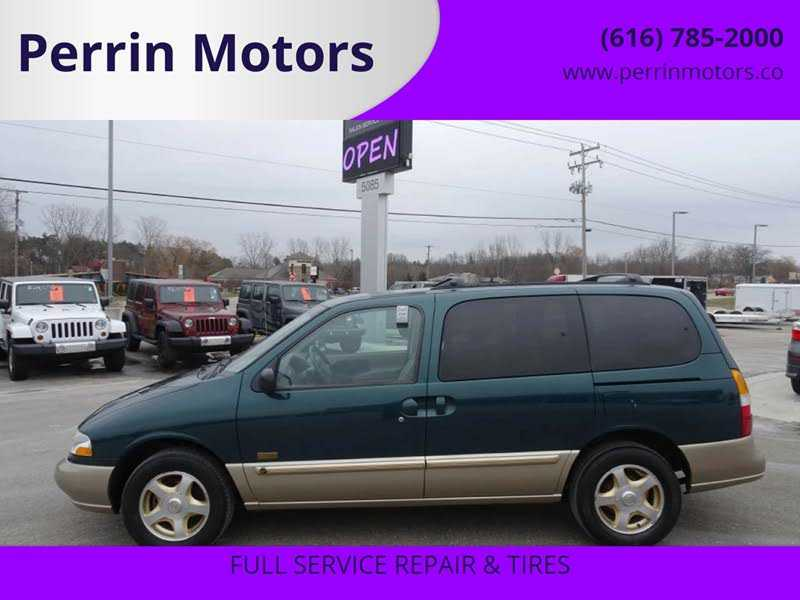Mercury Villager 1999 $2995.00 incacar.com