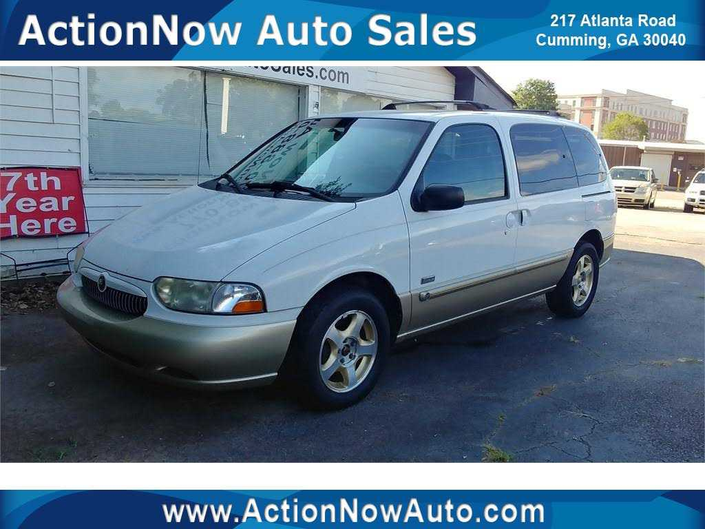 Mercury Villager 2000 $1980.00 incacar.com