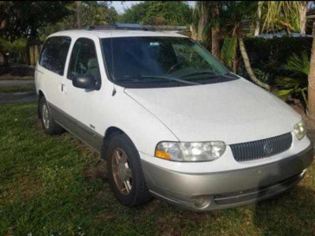 Mercury Villager 2002 $800.00 incacar.com