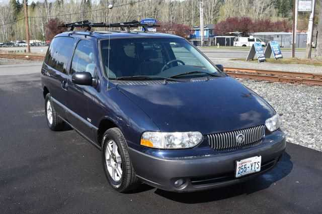 Mercury Villager 2002 $1000.00 incacar.com