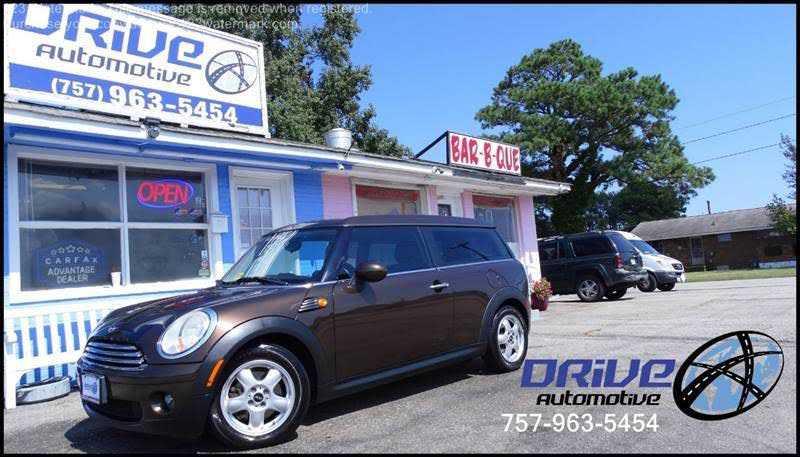 Mini Clubman 2009 $4890.00 incacar.com