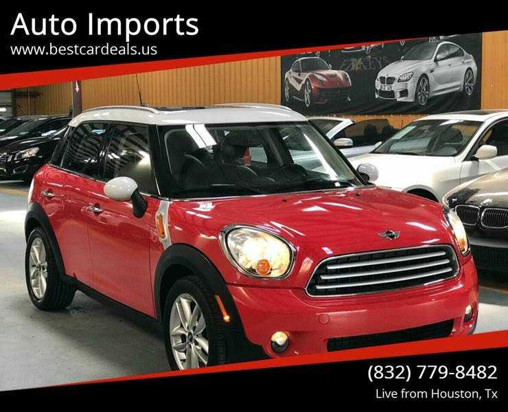 Mini Cooper Countryman 2011 $6995.00 incacar.com