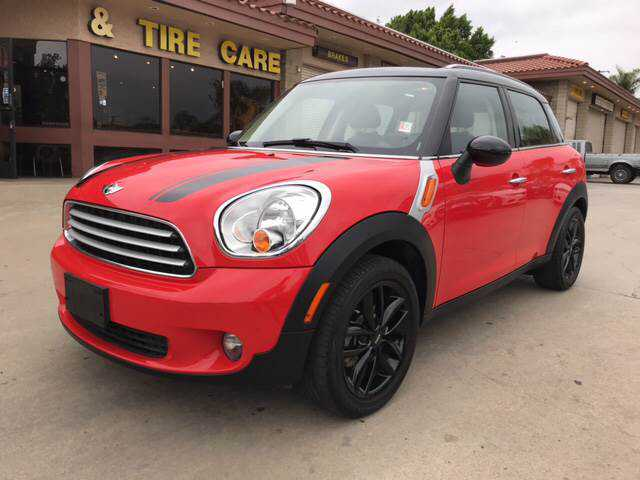 Mini Cooper Countryman 2012 $8995.00 incacar.com