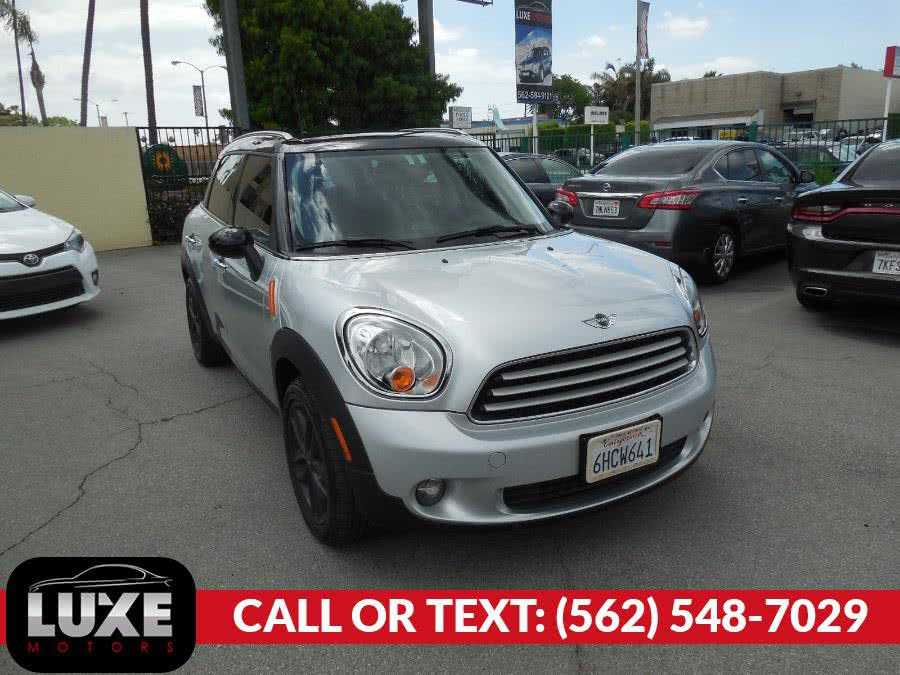 Mini Cooper Countryman 2012 $9998.00 incacar.com
