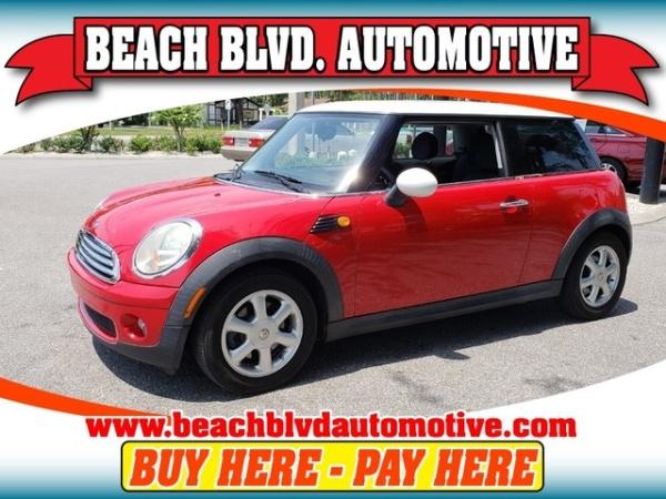 Mini Cooper Hardtop 2007 $3988.00 incacar.com
