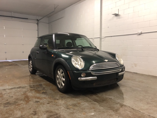 Mini Cooper 2003 $3995.00 incacar.com
