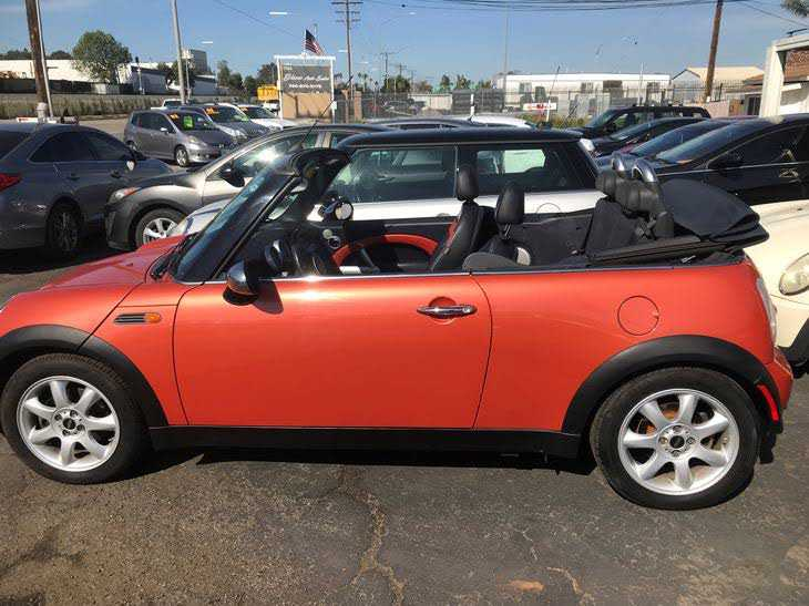 Mini Cooper 2005 $4990.00 incacar.com